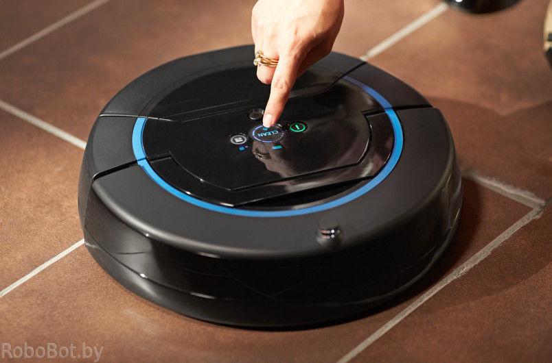 Моющий робот пылесос scooba